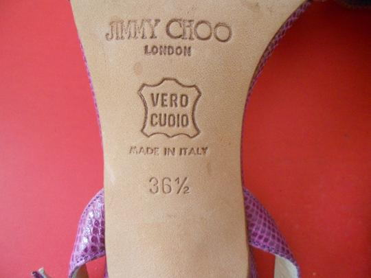 Jimmy Choo Lilac Sandals