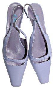 BCBGMAXAZRIA Kitten Heels Pointed Toe Lavender Pumps