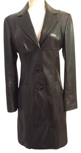 Wilsons Leather Trench Timeless Leather Jacket
