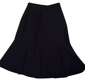 Chanel Skirt Black