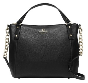 Kate Spade Purse Satchel in black