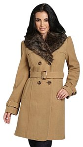 Steve Madden Trench Faux Trench Coat