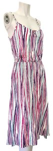 multi-colored Maxi Dress by Ella Moss