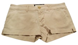 Abercrombie & Fitch Mini/Short Shorts Pink
