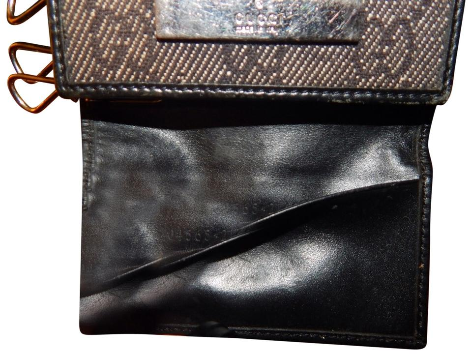 e623d2abf2e Gucci Gucci authentic Monogram wallet  key holder Serial number 04565-2149  Image 0 ...