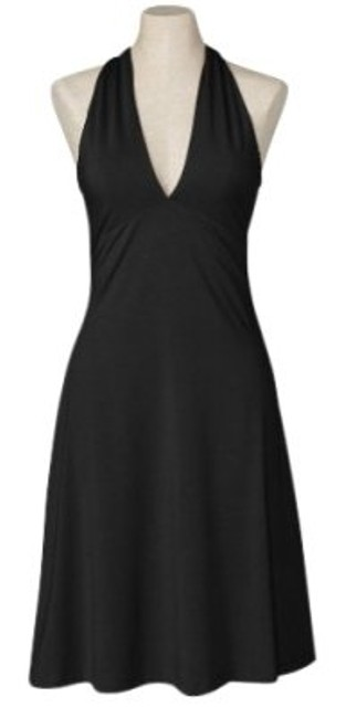 Preload https://img-static.tradesy.com/item/13830/eddie-bauer-black-travex-heliotrope-dress-out-door-dress-sun-dress-activewear-size-8-m-29-30-0-0-650-650.jpg