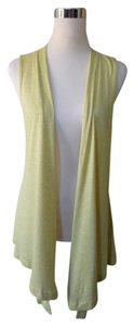 Splendid Sleeveless Asymmetrical Vest Cardigan