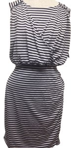 Mossimo Supply Co. short dress Black And White on Tradesy