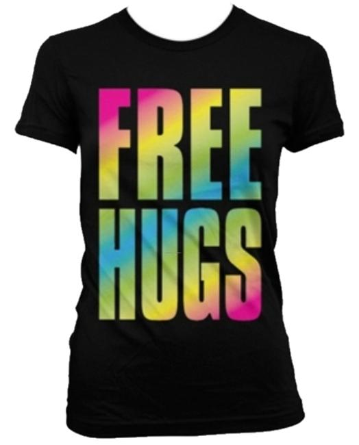T shirt black neon colors 1383376 tee shirts for Neon coloured t shirts