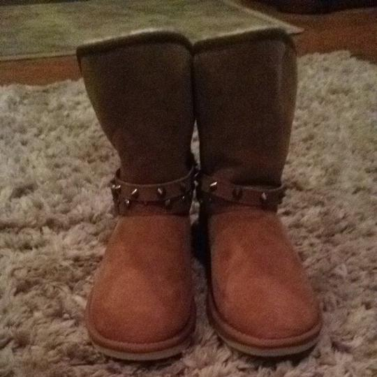 Australia Luxe Collective Light Brown Boots