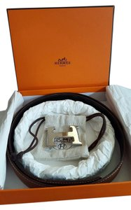 authentic hermes h belt for sale