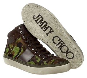 Jimmy Choo Sneakers Belgravia Camouflaged Athletic