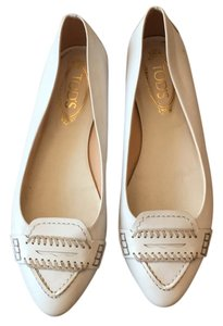 Tod's Off white Flats