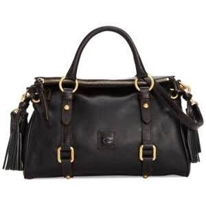 Dooney & Bourke Satchel in Black