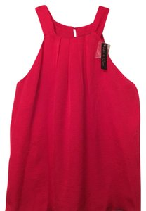 Violet & Claire Top Red