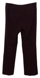 Chico's Relaxed Pants Dark Brown