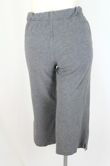 Casall Capri/Cropped Pants Grey