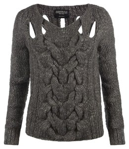 AllSaints Chunky Cable Knit Sweater