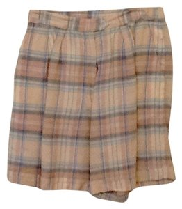 Ralph Lauren Cuffed Shorts Muted Plaid
