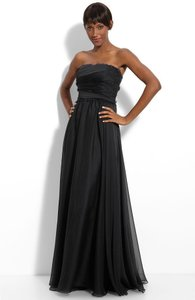 Monique Lhuillier Black Dress