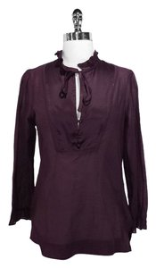 Joie Silk Top Purple