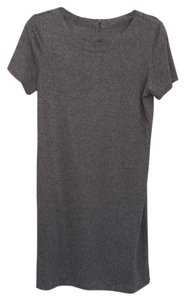 Merona short dress Grey on Tradesy