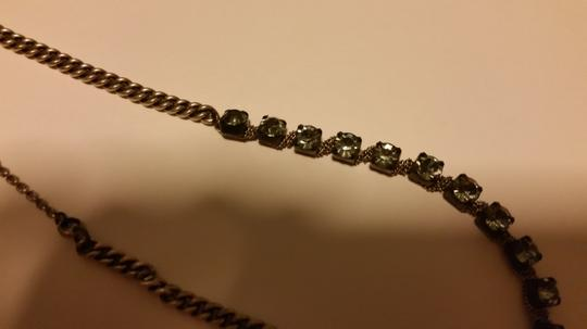Kenneth Cole Kenneth Cole Chain Necklace with Stone Embellishment