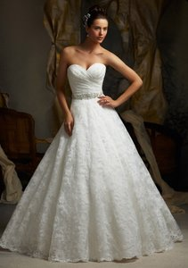 Mori Lee 5115 Wedding Dress