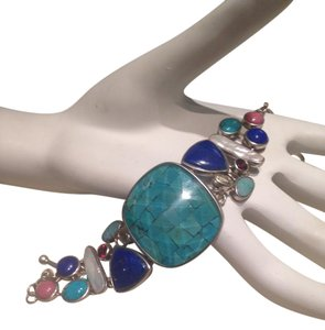 Other Unique Multi-Gemstone Bracelet