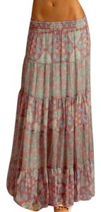 Ella Moss Maxi Skirt Multi-Colored