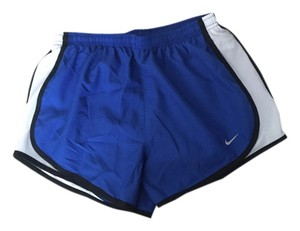 Nike Athletic Running Cobalt Blue Shorts