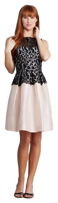 Donna Morgan Fitted Sleeveless Sweetheart Dress