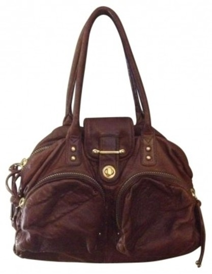 Preload https://img-static.tradesy.com/item/138424/botkier-brown-leather-satchel-0-0-540-540.jpg