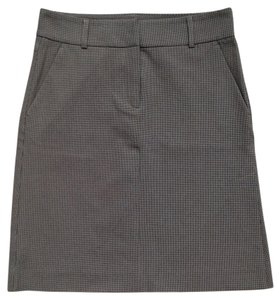 Theory Skirt Beige brown