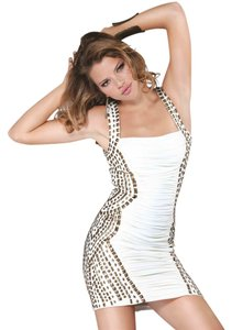 Jovani Ruched Dress