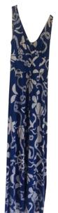 Blue and white Maxi Dress by Lilly Pulitzer