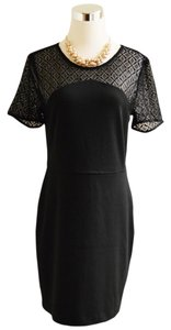 Banana Republic Lace Lbd Dress