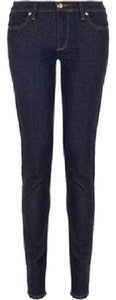 Juicy Couture Denim Dark Wash Skinny Skinny Jeans-Dark Rinse