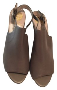 Vince Camuto Taupe Sandals