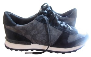 Coach Sneaker Sneaker black Athletic