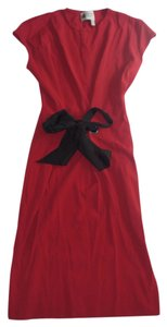 Lanvin Bow Dress