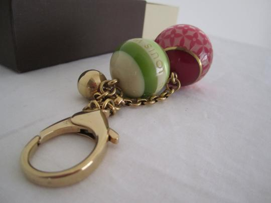 Louis Vuitton Authentic USED Louis Vuitton Key Chain or Bag Charm. Image 2