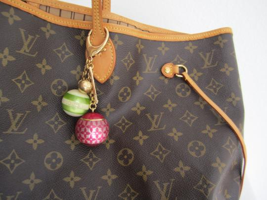 Louis Vuitton Authentic USED Louis Vuitton Key Chain or Bag Charm. Image 4