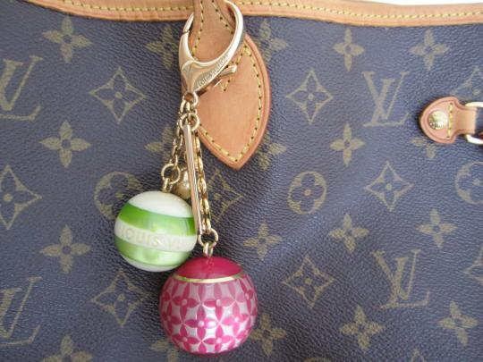 Louis Vuitton Authentic USED Louis Vuitton Key Chain or Bag Charm. Image 7