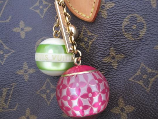 Louis Vuitton Authentic USED Louis Vuitton Key Chain or Bag Charm. Image 8