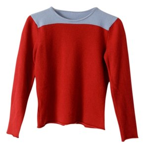Lucien Pellat-Finet Color Block Color Blocking Sweater
