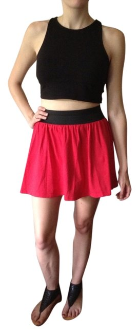 BDG Skirt Red