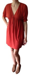 La Belle short dress Orange on Tradesy