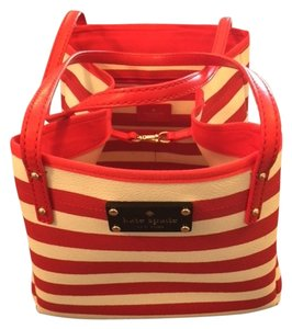 Kate Spade Tote in Red and white