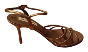 Steve Madden bronze Sandals